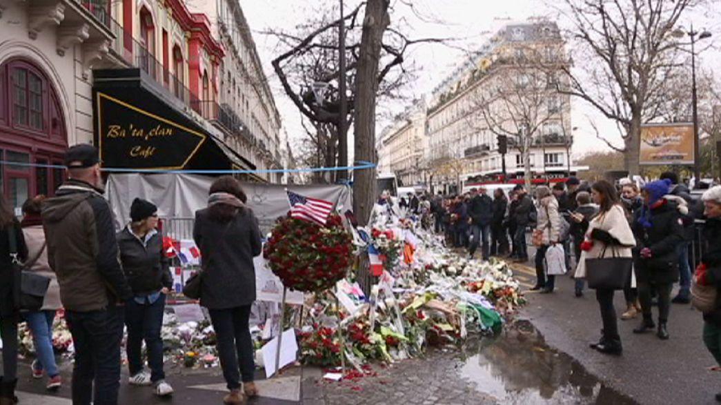Terroranschläge: Der Kampf zurück ins Leben
