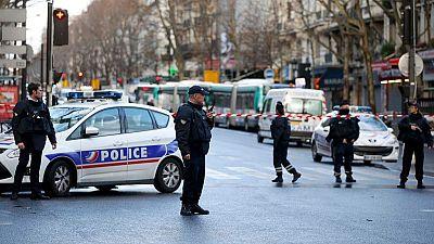 Un djihadiste présumé abattu à Paris