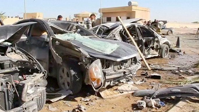 Libye : l'attentat le plus meurtrier depuis la chute de Kadhafi