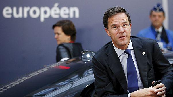 """Рютте: """"успех Украины - в интересах Нидерландов и ЕС"""""""