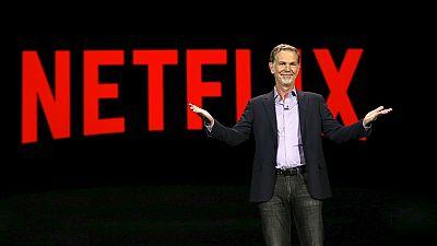 Netflix finally in Africa
