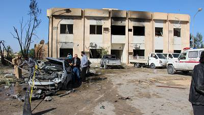 Libya to launch inquiry into bombing attack