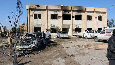 Le ministre de la Santé déclare l'état d'urgence en Libye