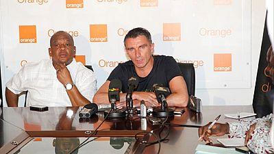 Patrice Carteron quitte le TP Mazembe