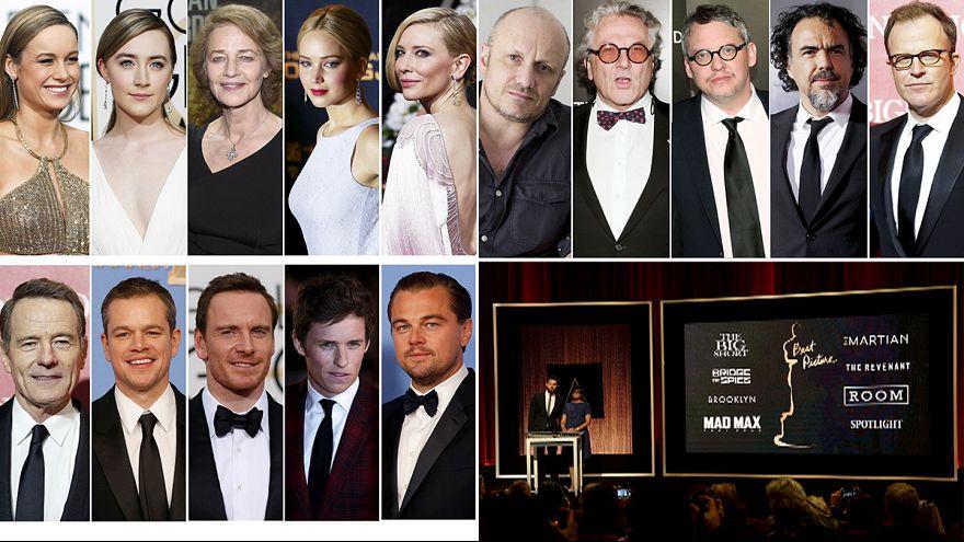 Cinéma : une victoire aux Golden Globes préfigure-t-elle un sacre aux Oscars?