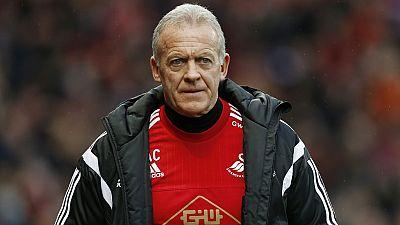Alan Curtis confirmé à la tête de Swansea