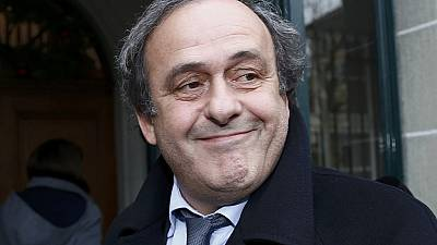 Platini formally withdraws candidacy for FIFA presidency