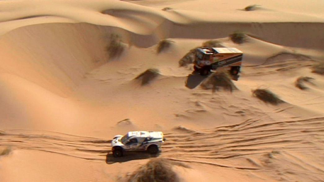 Africa Eco Race: Die Wüste hat es in sich