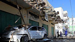 Un obus tiré près du palais présidentiel à Mogadiscio