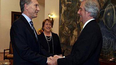 Candidature conjointe de l'Argentine et de l'Uruguay pour le Mondial 2030