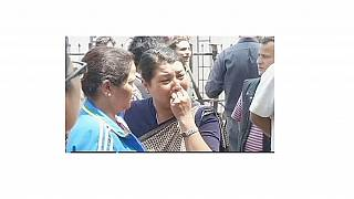 A magnitude-6.7 earthquake strikes northeast India