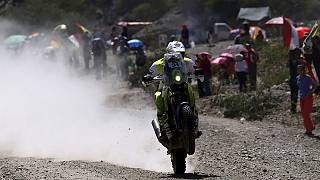 Dakar-Novize Loeb wieder mit Bestzeit