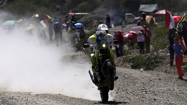 Dakar Rally: Loeb continues to shine with third stage win