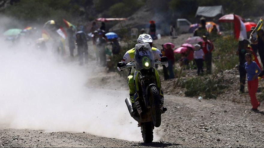 Dakar approda in Bolivia, quinta tappa a Loeb e Price