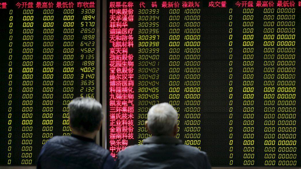 Piazze asiatiche: Shanghai in rialzo dopo lo stop al blocco automatico delle borse