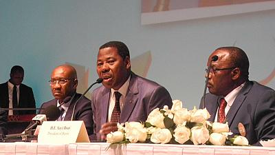 UEMOA: Summit underway in Benin
