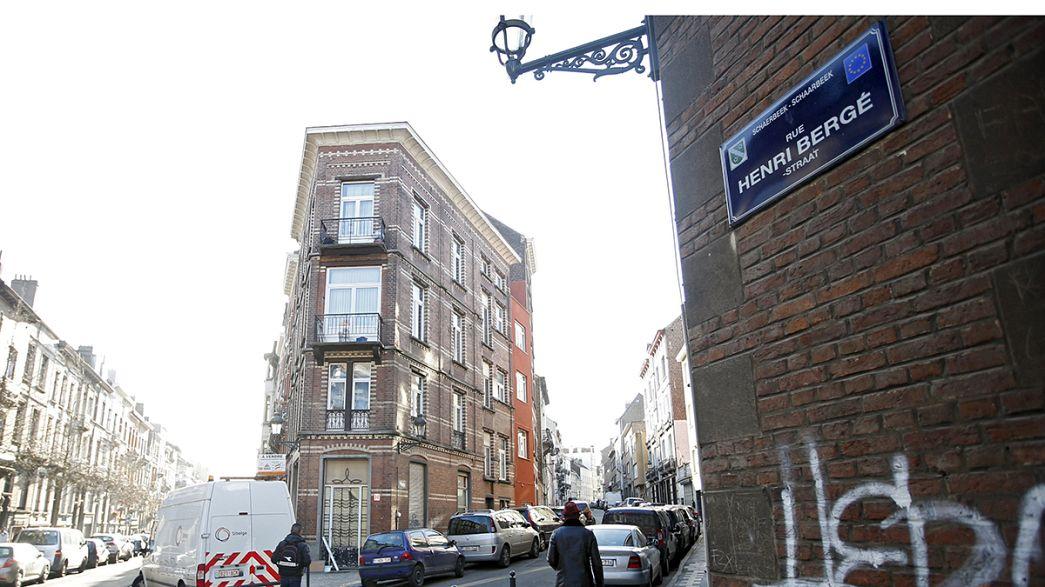 В брюссельской квартире нашли взрывчатку и отпечатки пальцев Салаха Абдеслама