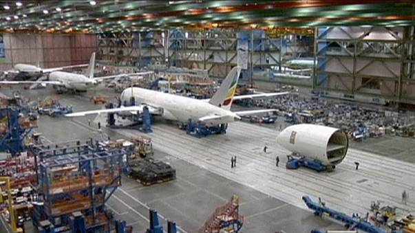 Boeing soars to record heights with deliveries