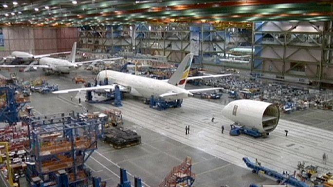 Boeing : livraisons record en 2015