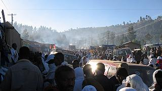 Merry Orthodox Christmas to Ethiopia!