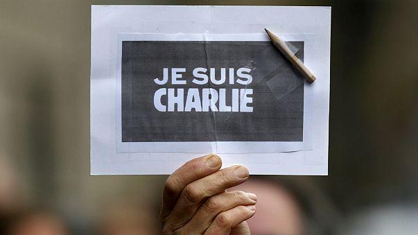 Европейские телеканалы о терактах во Франции