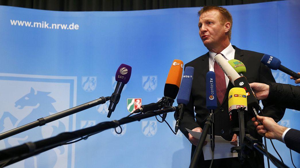 Governo alemão demite chefe da polícia de Colónia
