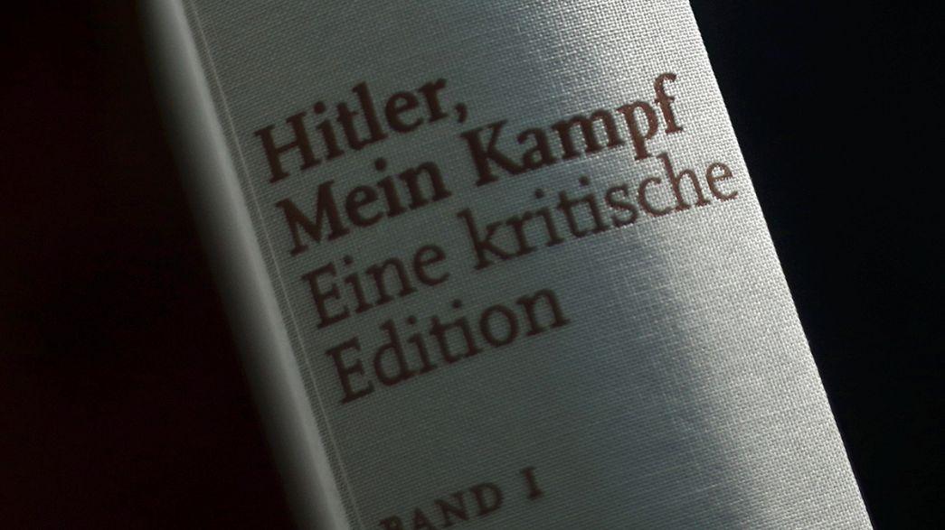 """Il """"Mein Kampf"""" di Adolf Hitler torna in libreria dopo 70 anni"""