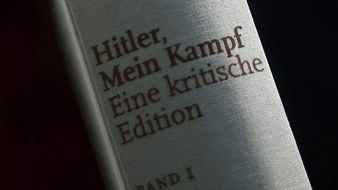"""""""Mein Kampf"""" réédité en Allemagne, une première depuis 1945"""