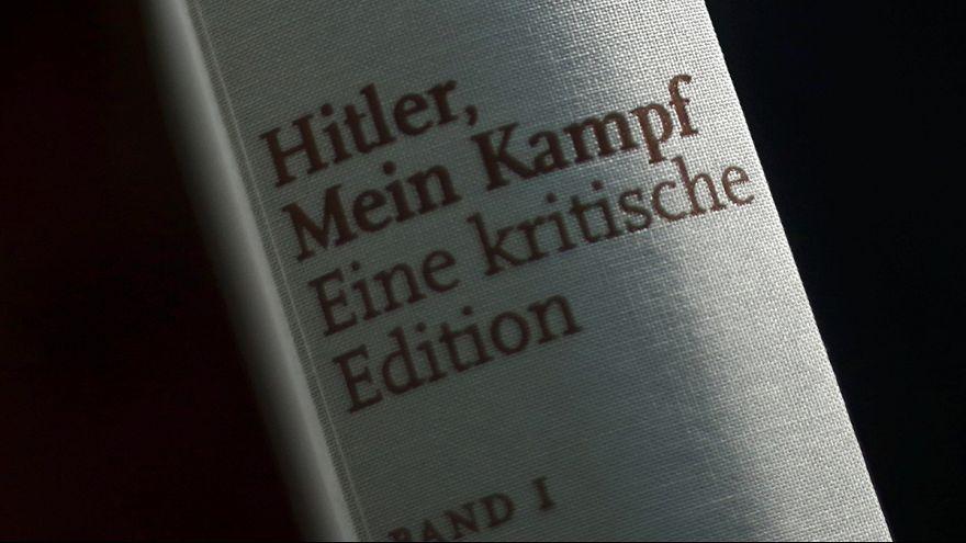 انتشار کتاب «نبرد من» آدولف هیتلر در آلمان بعد از هفتاد سال