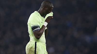Yaya Toure admits he's gutted after missing fifth CAF award