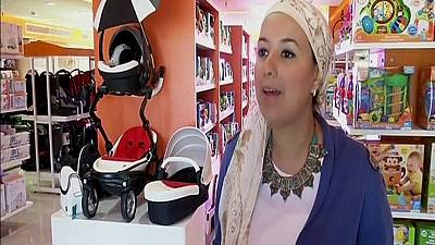 Egypt: Support platform offers guidance for new mothers