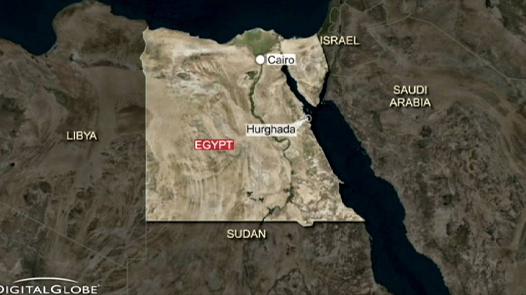 Foreigners wounded in hotel gun attack in Egyptian resort town of Hurghada
