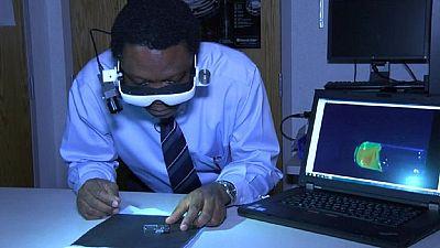 Des lunettes contre le cancer