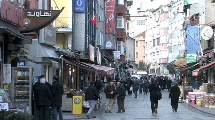 Турция требует виз от сирийцев