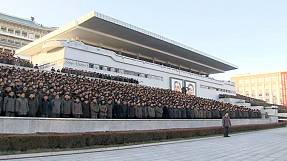 North Korea celebrates 'hydrogen bomb' test