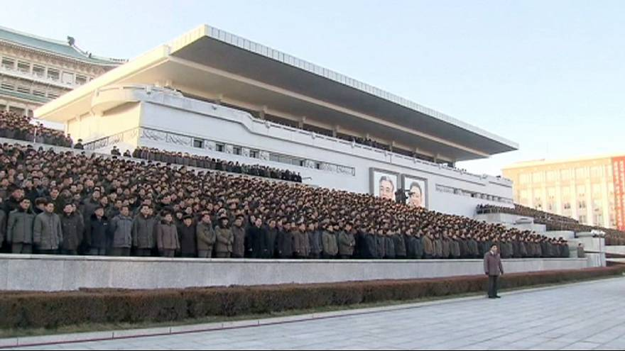 Állítólagos hidrogénbombáját ünnepli Észak-Korea