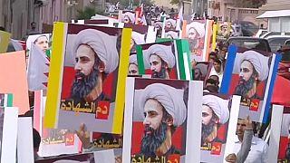 Suudi Arabistan'daki idamlar Bahreyn'de protesto ediliyor