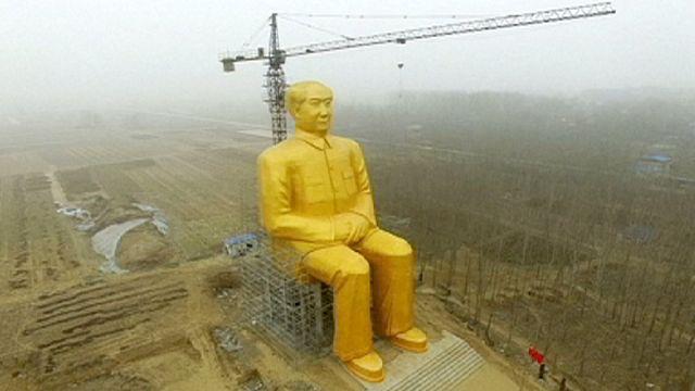 China's Golden Mega Mao is no more