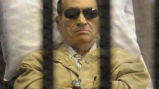 Egypt: Former president Mubarak and sons denied 3-year jail term appeal
