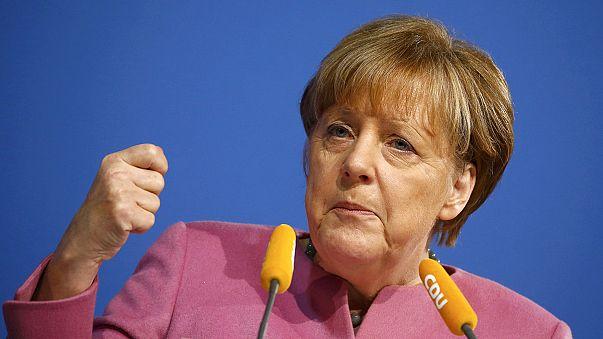 Merkel hält nach Silvester-Übergriffen schärfere Gesetze für notwendig