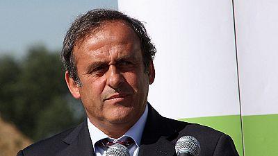 Fifa : informé des motivations de sa sanction, Platini fera appel lundi