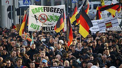 Merkel Calls for Tougher Migrant Laws