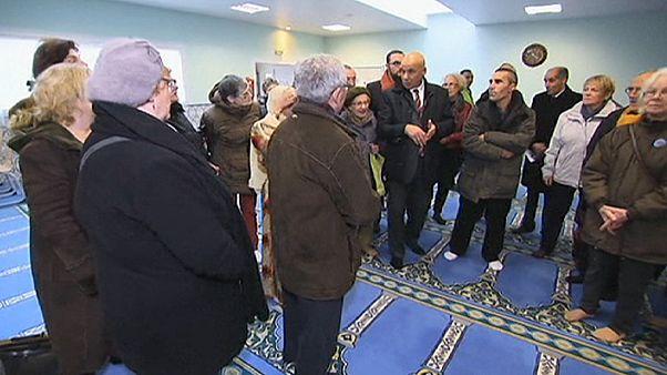 Jornada de puertas abiertas en las mezquitas francesas