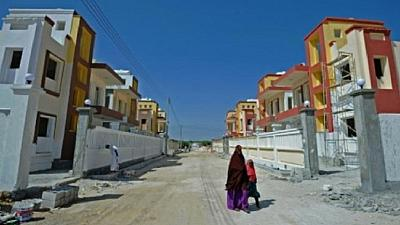 Daru Salam City, symbole de la reconstruction de la Somalie