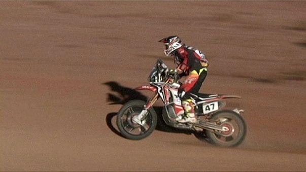 Dakar Rallisi'nde 1 seyirci hayatından oldu
