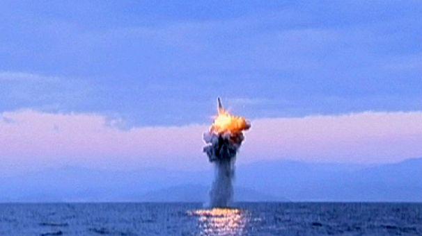 Cacciabombardiere Usa al confine con la Corea del Nord