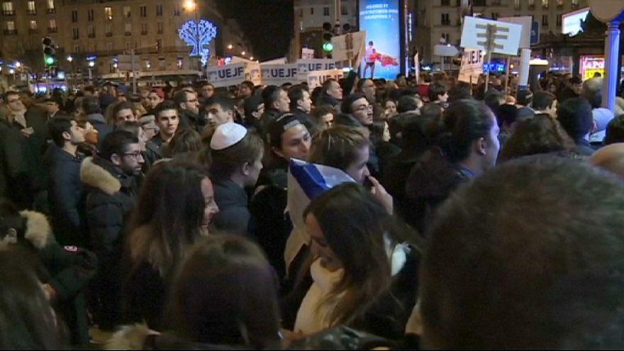 Ein Jahr nach der Geiselnahme: Paris gedenkt der Opfer vom Januar 2015