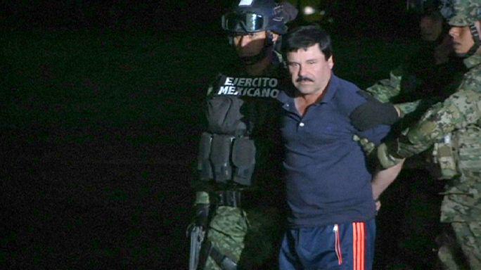 Мексика намерена выдать США наркобарона Хоакина Гусмана