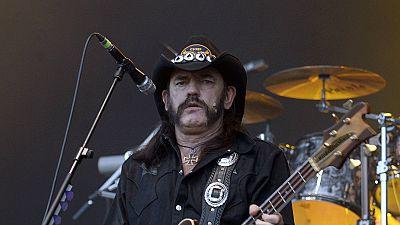 Emotionale Trauerfeier für Motörhead-Frontmann Lemmy
