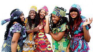 La Mode pour oublier la crise en Centrafrique